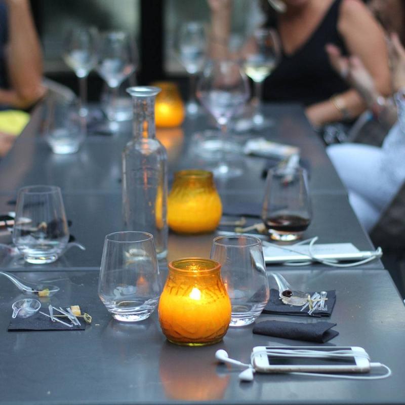 Repas de groupe - Gioia - Restaurant Nice