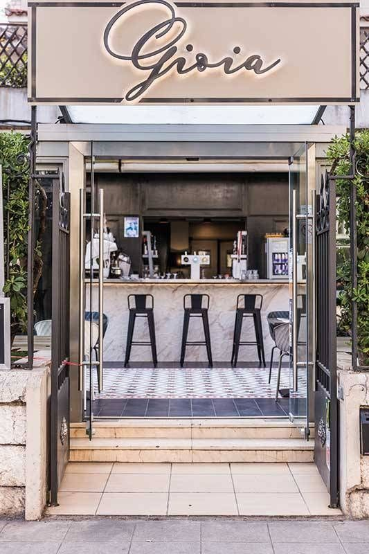 Gioia - Restaurant Nice